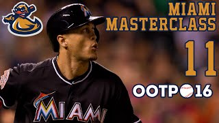 Miami Masterclass (Ep. 11) - 2016 Begins | Out Of The Park Baseball 2016 (OOTP) | Lets Play