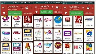 Live net tv for android online watch tv online free live television all channels free live streaming