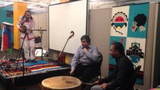 Delehei-Mongol Folk Music at American Indian Community House NYC 2013