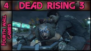 Dead Rising 3 PC Gameplay - Part 4 - 2160p 4K HD