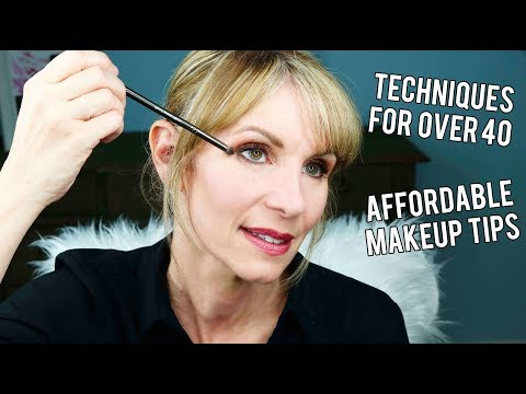 Top 5 Makeup Tips for Women Over 40: Crepey Skin and Fine Lines Techniques #4TruthinMakeup thumbnail