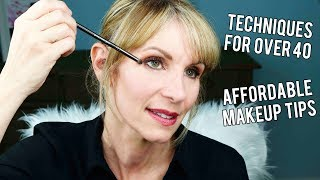 Top 5 Makeup Tips for Women Over 40: Crepey Skin and Fine Lines Techniques #4TruthinMakeup