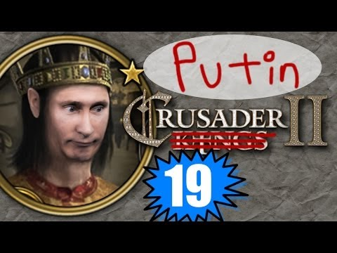 Crusader Putin 19 - Prince Oldrich The... Dead? - CK2 ROI
