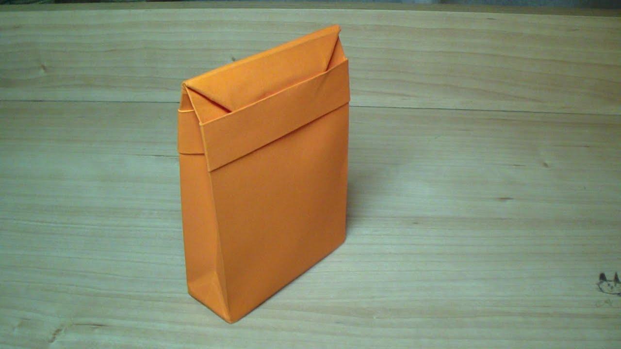 Оригами своими руками без клея
