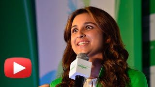 Parineeti Chopra Gets ANGRY On A Journalist Whi...