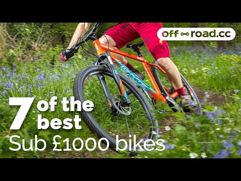 7 of the best mountain bikes for less than a GRAND in 2020
