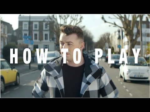 Sam Smith Stay With Me Piano Chords Guitar Melody Youtube