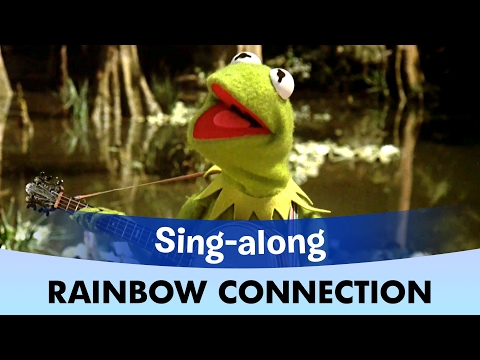 Kermit the Frog Sing Along | Rainbow Connection | The Muppet