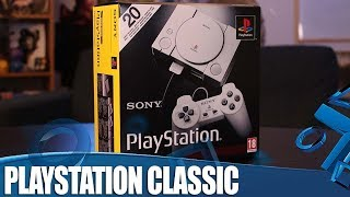 PlayStation Classic Unboxed!