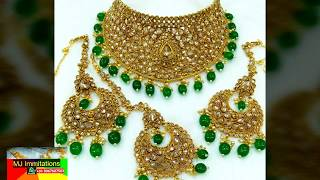 Imitation Jewellery Collection @ Wholesale rate by MJ Imitation Mumbai