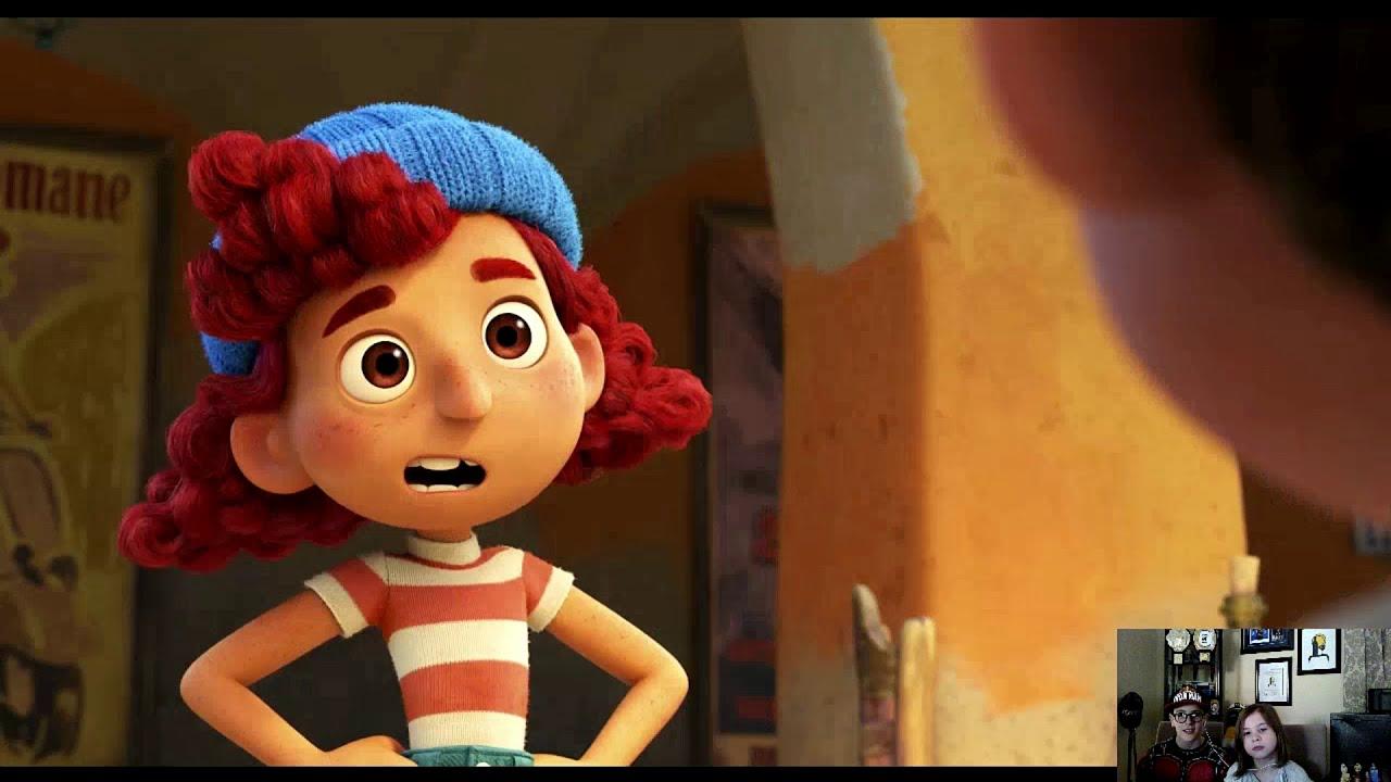 Download Reaction Video - LUCA Official Trailer (2021) Disney Pixar Movie - The Night Cap Kids