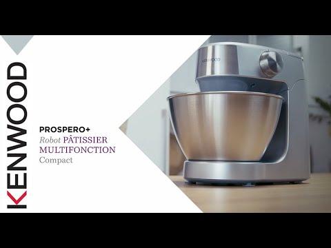 Robot pâtissier multifonction compact PROSPERO+ KHC294.P0SI