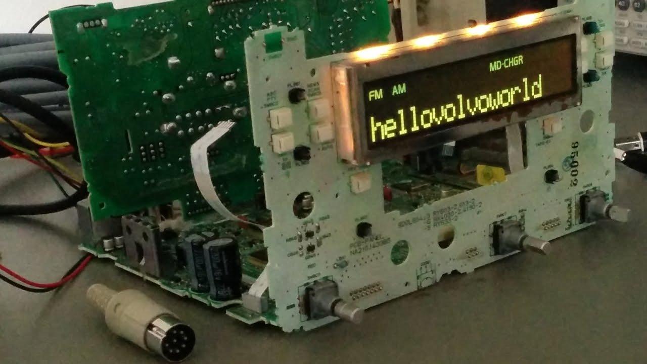 volvo hu radio aux input youtubevolvo hu 850 wiring diagram 9 [ 1280 x 720 Pixel ]