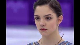 Евгения Медведева КП 21.2.2018 another view @ Winter Olympic 2018