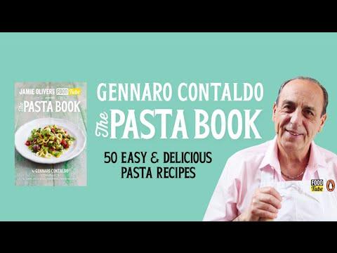 Jamie Olivers Food Tube: The Pasta Book by Gennaro Contaldo