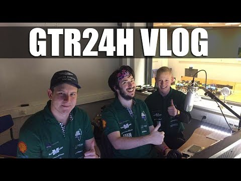 My GTR 24 Hours Of Le Mans Experience (VLOG)