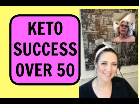 Keto Weight Loss 🔴 Keto Success Stories Women Over 50 & 60 Ketogenic Diet Success - YouTube