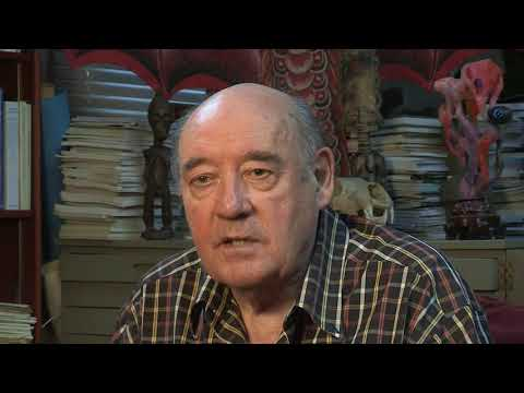 Desmond Morris - Competition and cooperation – vital for human survival (33/37)