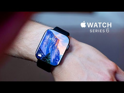 Apple Watch Series 6 - OMG! What's Next??