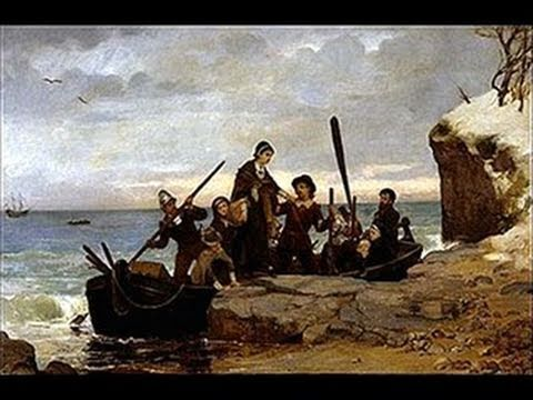Switch to free market saved first Colonists (Plymouth Rock, Jamestown)