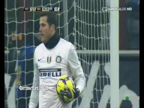 Julio Cesar in Inter compilation