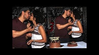 Aamir Khan Celebrates 54th Birthday With His Wife Kiran Rao
