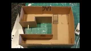 Как сделать ШВЕЙНУЮ МАШИНУ для кукол из картона  How to make a SEWING MACHINE for puppets
