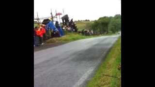 Isle of men - flying bikes