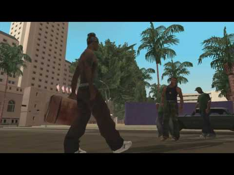 Grand Theft Auto San Andreas: Episode 005 - The Artist Formerly Known As Jeffery...OG Loc!
