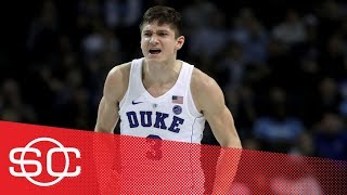 Duke's Grayson Allen involved in another controversial play | SportsCenter | ESPN