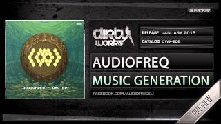 Audiofreq - Music Generation (Official HQ Preview)