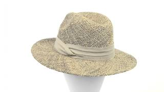 Dorfman Pacific Headwear Safari Hat (For Men and Women)