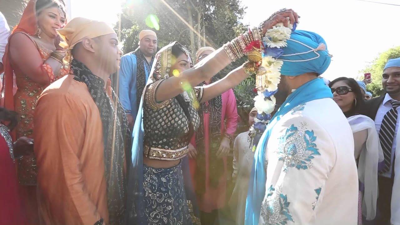 manmeet and ramitas wedding story youtube