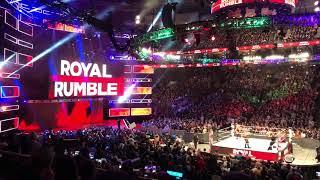 "Royal rumble Philadelphia John Cena entrance... ""John Cena sucks"" chants start"