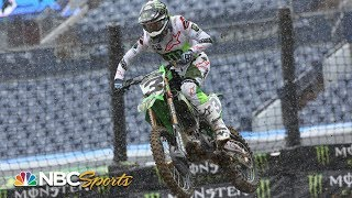 Supercross Round #15 at Denver | EXTENDED HIGHLIGHTS | 4/13/19 | Motorsports on NBC