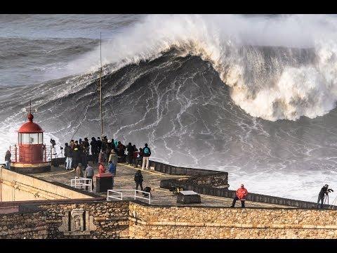 Nazaré - Big Sunday: As Big as it Gets! (2014/Feb/02)