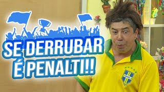 JURUBEBA - SE DERRUBAR É PENALTY