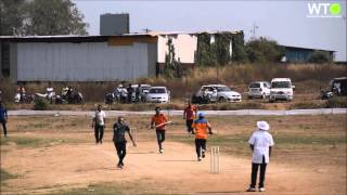 Best Catch by Pranav Patil (Rohinjan) | Best Catch in Tennis Cricket History