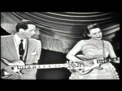 Les Paul and Mary For Live