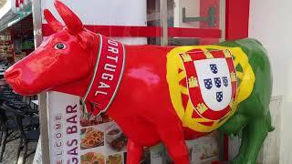 Portugal Albufeira City center / Portugal Albufeira Centre ville