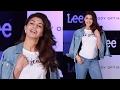 Jacqueline Fernandez को Lee India का Brand Ambassador घोषित किया गया - देखिए
