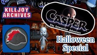 Casper: The Interactive Adventure — Halloween Special 2013!