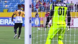 13/04/18 | Atlético/GO 3 x 2 Criciúma - Série B | Jotha Del Fabro/Rádio Som Maior SC