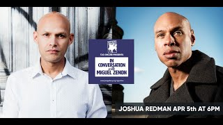 In Conversation with Josh Redman