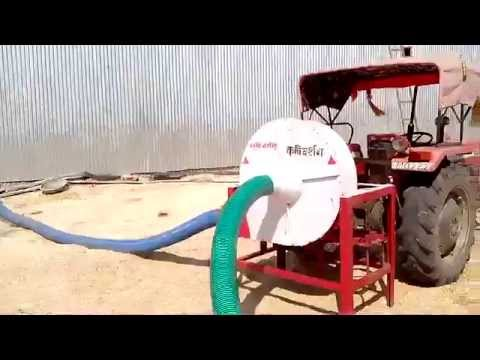 straw blower