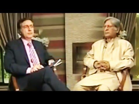 Aitzaz Ahsan Interview - Tonight With Moeed Pirzada - 11 November 2016