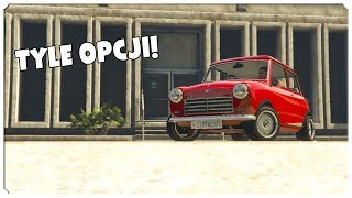 GTA 5 TUNING - MAŁY ALE WARIAT ISSI CLASSIC