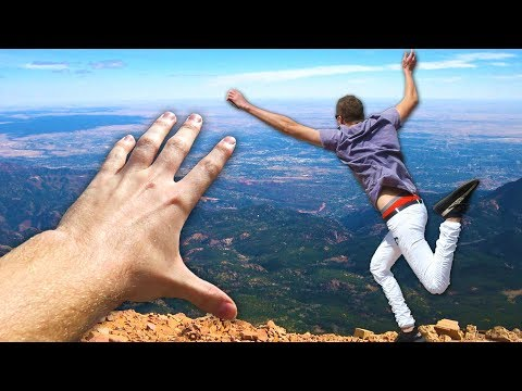 YOU WON'T BELIEVE WHAT HAPPENED IN THE MOUNTAINS!