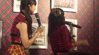 AKB48 - 山内鈴蘭 & 倉持明日香 & 佐藤すみれ (シンガポール) #3