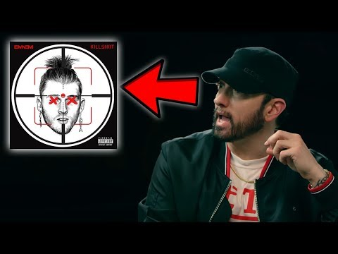 HE REVEALES Meaning behind Killshot [Official Audio] - MGK Diss Response Rap Devil